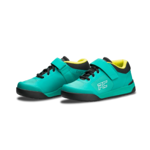 Велотуфли женские Ride Concepts Traverse Womens, Teal/Lime, 2019