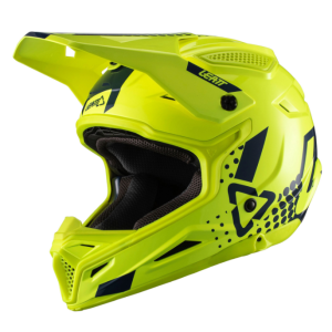Велошлем Leatt GPX 4.5 Helmet, Lime, 2020
