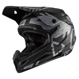 Велошлем Leatt GPX 4.5 Helmet, Brushed, 2020