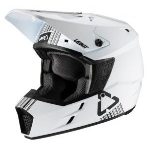 Велошлем Leatt GPX 3.5 Helmet, White, 2020
