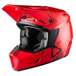 Велошлем Leatt GPX 3.5 Helmet, Red, 2020