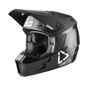 Велошлем Leatt GPX 3.5 Helmet, Black, 2020